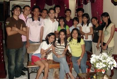 January 27: Princess Lorn Pagaoa's Residence (Pasong Tamo, Quezon City)