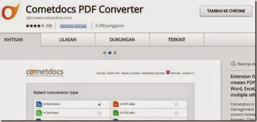 trik pintar convert dokumen secara online