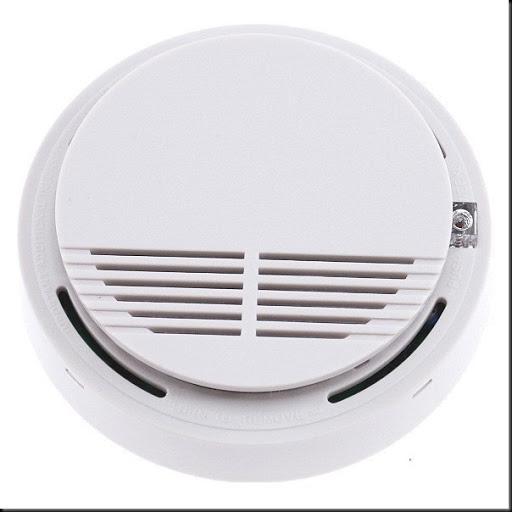 smoke alarm gsm detector