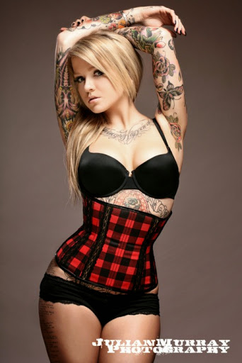 Cute Girl Tattoos
