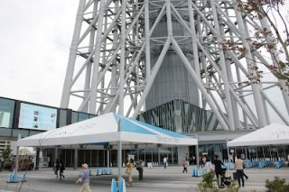 聖地巡礼記:終わる世界とバースデイ@東京スカイツリー・隅田川河川敷