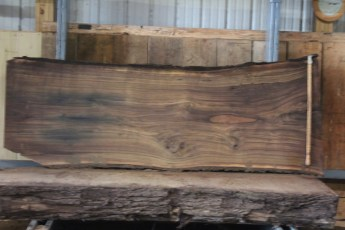 "579  Walnut -6 10/4 x 36"" x  31"" Wide x  8'  Long"