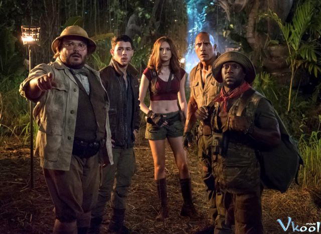 Xem Phim Jumanji: Trò Chơi Kỳ Ảo - Jumanji: Welcome To The Jungle - phimtm.com - Ảnh 1