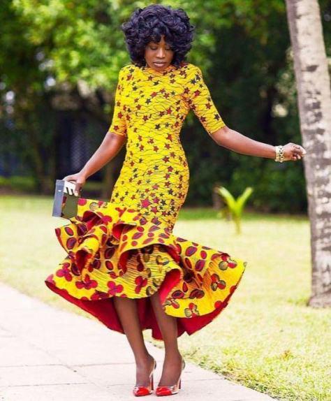 Latest Nigerian Chitenge Dresses 2017 ⋆ Fashiong4