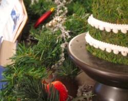 advent christmas decorating