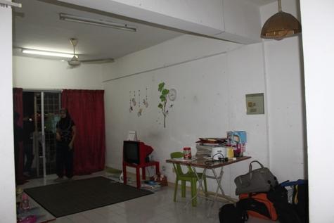 Menara Orkid Apartment, Sentul