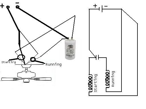 fan capacitor wiring cbb capacitor wire diagram cbb image