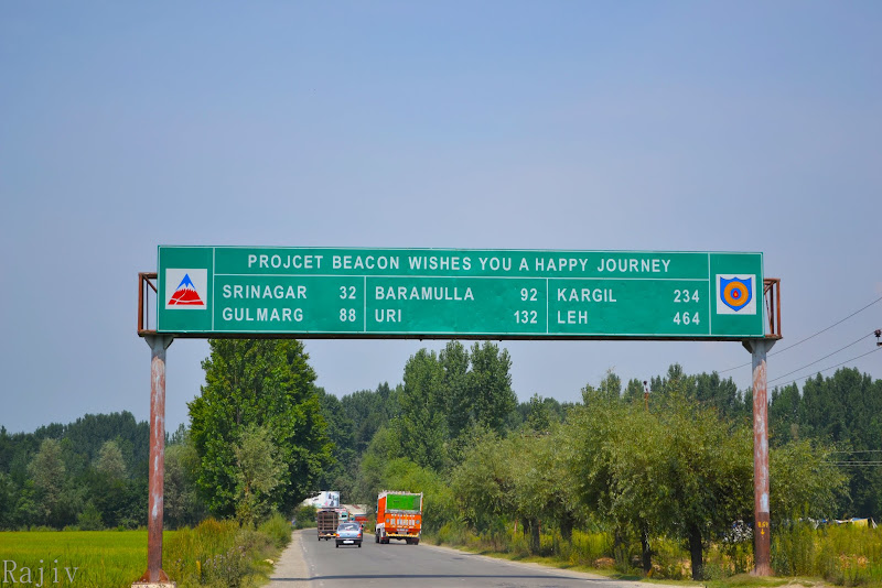 srinagar leh highway