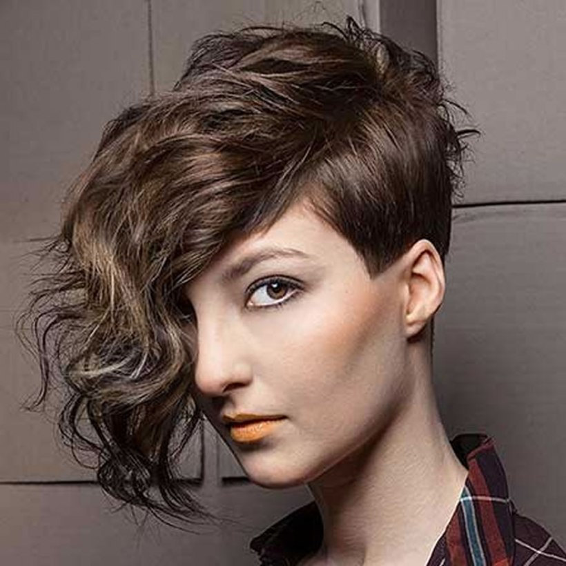 Undercut Hair Design For Women Undercut Hairstyles 2018