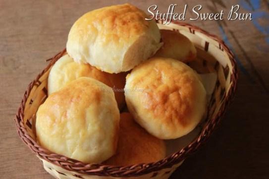 Stuffed Sweet Bun1