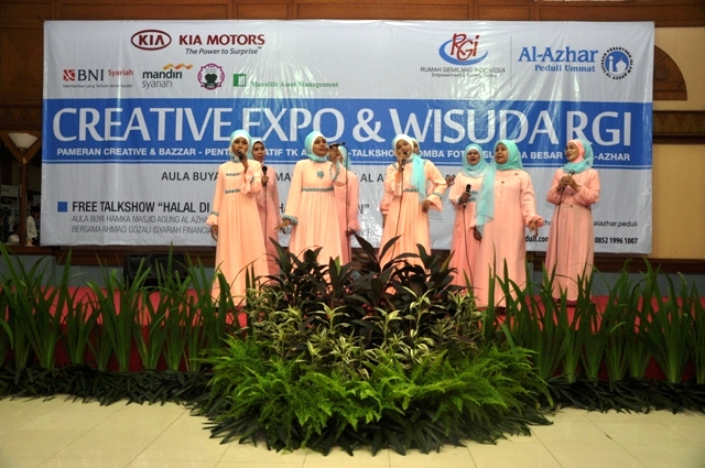 Wisuda dan Kreatif Expo angkatan ke 6 - DSC_0059.JPG