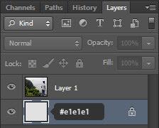 Duplicate gambar pada layer