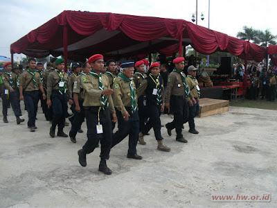 pelatih HW Jawa Barat