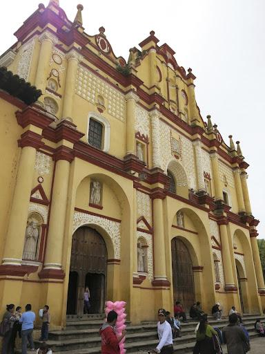 Catedral de San Cristóbal de las Casas, Mexico