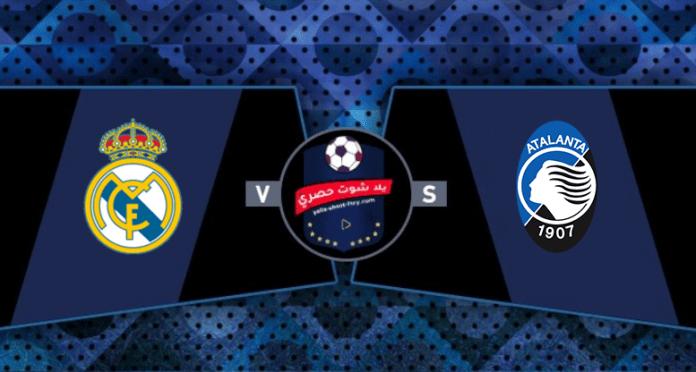 Watch Real Madrid vs Atlanta