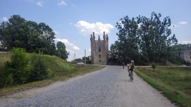 Новомалинська фортеця