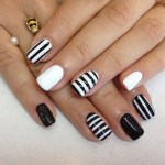 Top Nail Art Designs For College Party