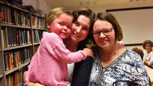 Vereniging voor Ichthyosis Netwerken - Eline, Anita, Karin