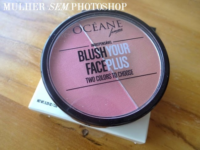 Duo de Blushes Oceane Femme - Blush Your Face Plus