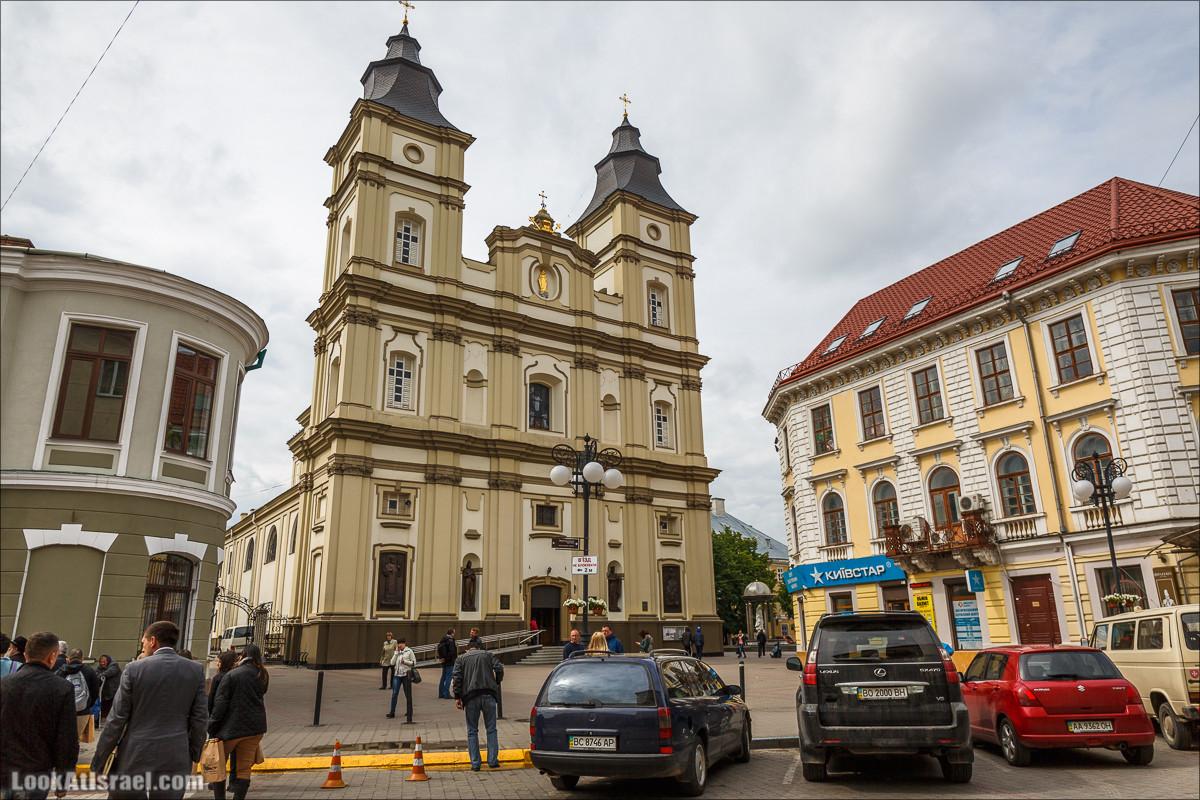 Западная Украина, Карпаты, Ивано-Франковск | LookAtIsrael.com - Фото путешествия по Израилю