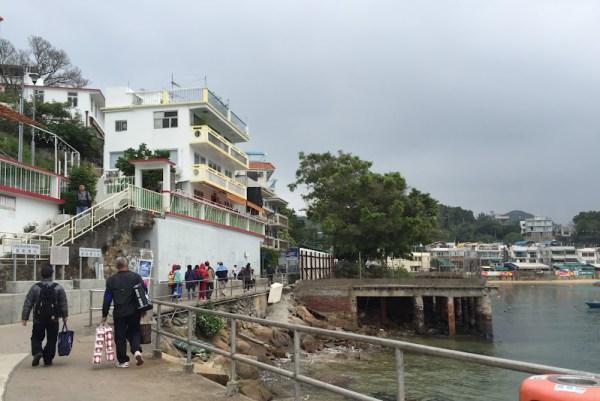 榕樹灣碼頭