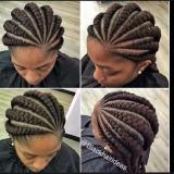 Latest Ghana Braids Hairstyles 2018