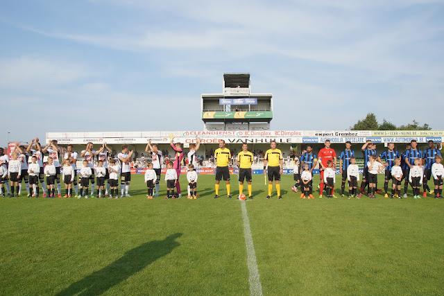ksv Roeselare - Club Brugge