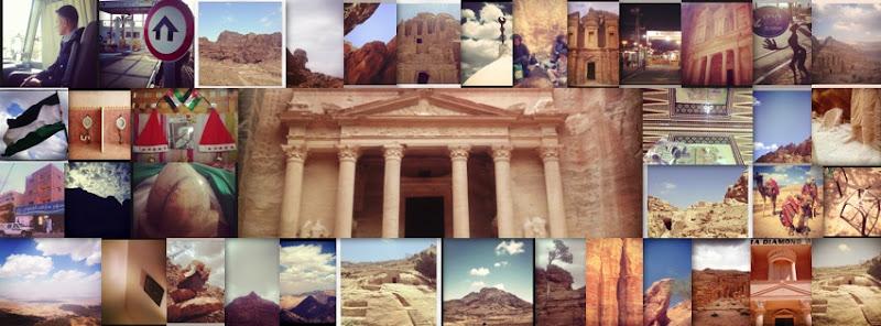 Иордания в Инстаграм