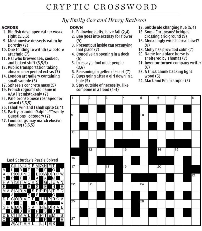 Decorating Tool Crossword Clue Why Santa Claus