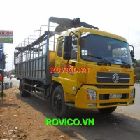 Công ty sản xuất Máy trộn bê tông Rồng Việt