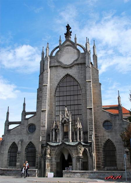 Храм Вознесения Девы Марии, Кутна Гора