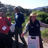 IVLP 2010 - Volunteer Work at Presidio Trust - 100_1403.JPG