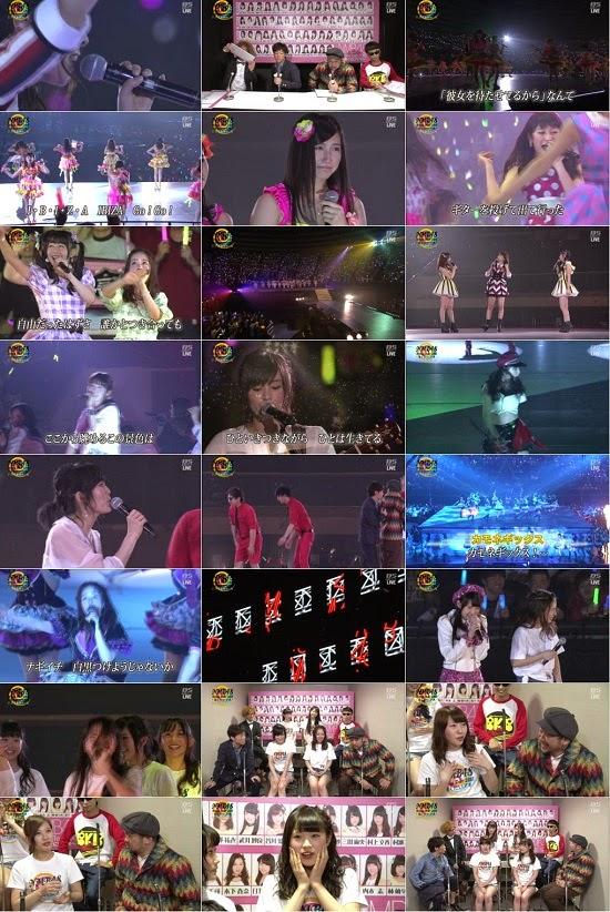 (TV-Music)(1080i) NMB48 Arena Tour 2015 大阪城ホール 完全生中継 150204
