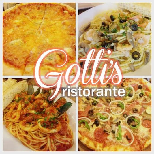 gotti ristorante menu