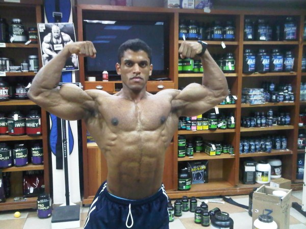 Worldwide Bodybuilders: Muscles from Dominican Republic ...