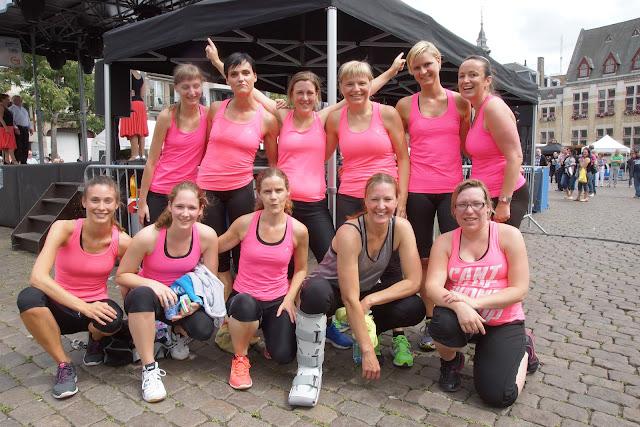 Dansgroep Gwendoline Sierens