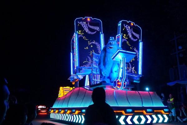 Disneyland Hong Kong Night Parade