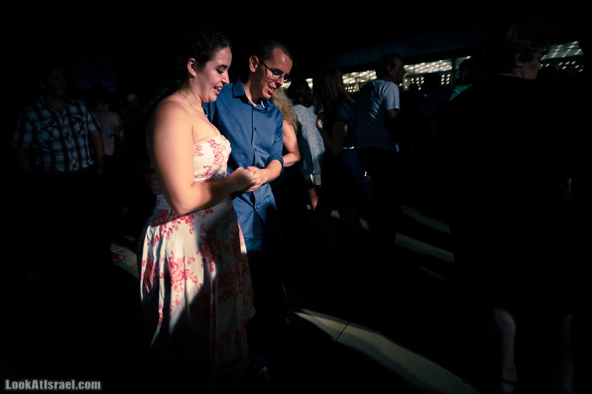 Фестиваль Белая ночь 2015 в Тель-Авиве   White Night Tel-Aviv 2015   לילה לבן תל אביב 2015   LookAtIsrael.com - Фото путешествия по Израилю