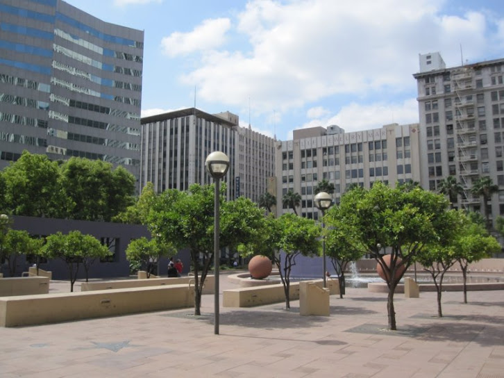 Downtown Los Angeles Architectural Walking Tour (5/6)