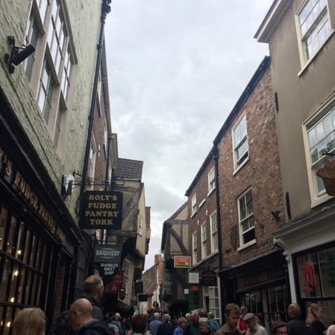 Little Shambles, York