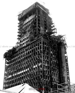 Incendio torre windsor de madrid (2005)