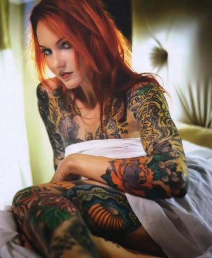 Girl Tattoo Ideas