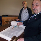 IVLP 2010 - Visit to Jewish Synagogue in IOWA - 100_0855.JPG