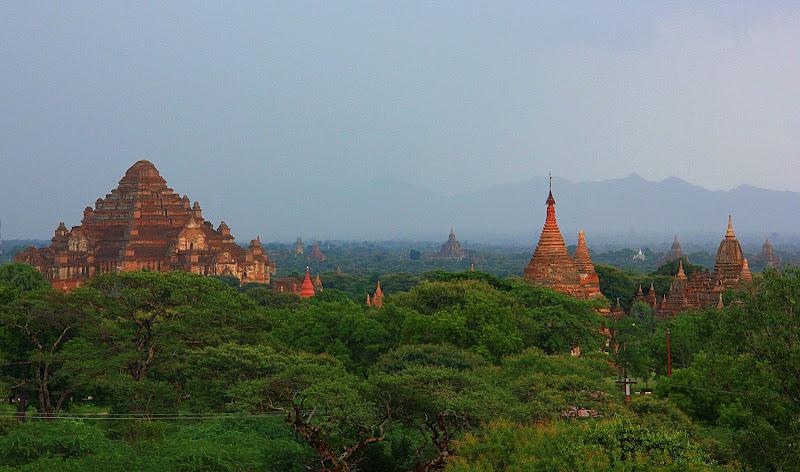 Incredible heritage amidst nature makes bagan travel worthwhile