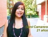 Muñequita de 21 años vs depredador sexual madrileño de 41. Ajusticiando latinas a golpe de ORGASMO