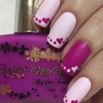 Best & Cute Valentine's Day Nail Art Designs