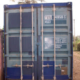 Container Arrival & Offloading in Buea - 100_9159.JPG