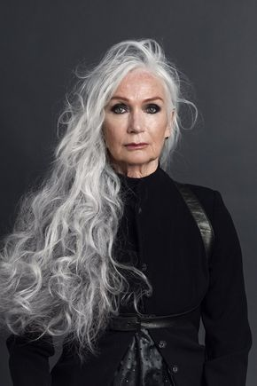 Older Women Long Hairstyles Get Ready For 2018