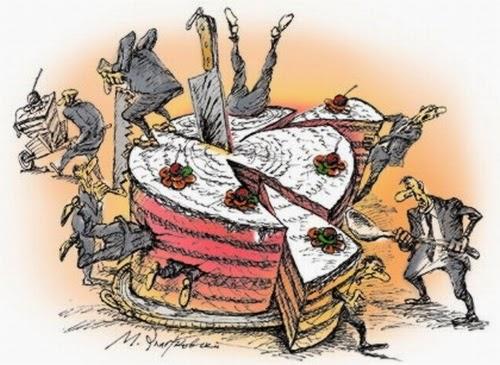 мировой пирог мал