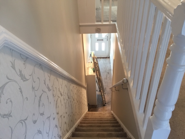 Ideas For Painting Walls With Dado Rails